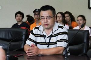 Confucius la RCI 2017 2 Wu Min