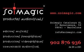 Soimagic Catalunya, S.L. Productes Audiovisuals.
