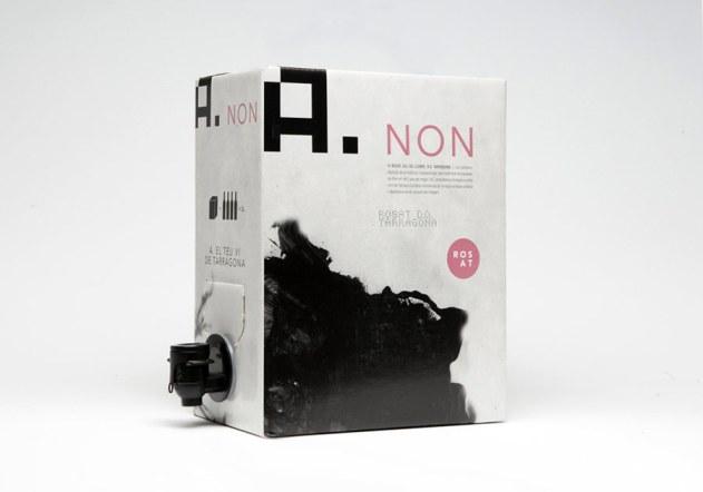 El vi A. NON, en bag in box