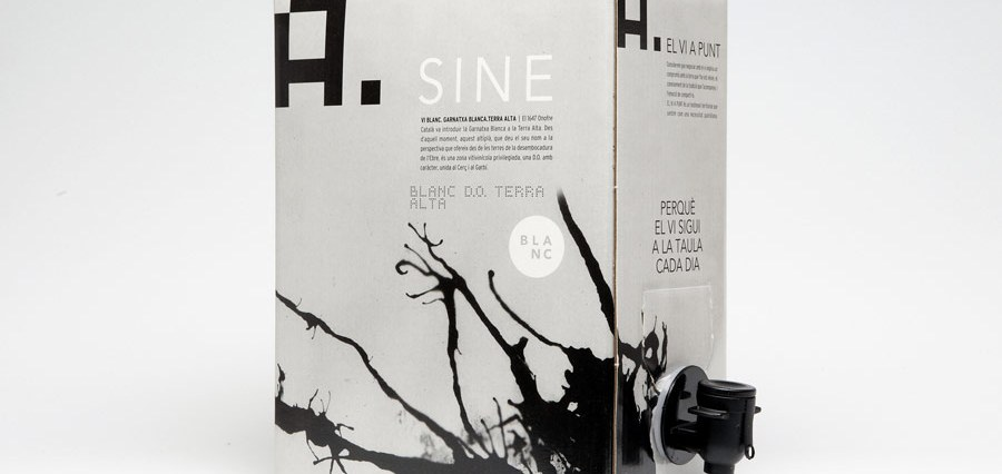 El vi A. SINE, en bag in box