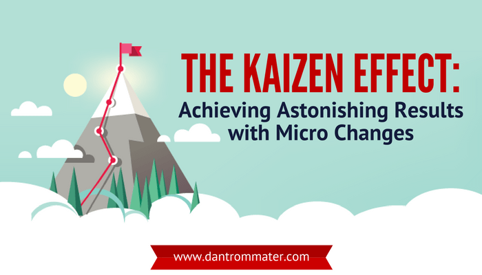 Kaizen Results with Micro Changes