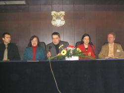 Sesija konferencije u prostorijama opštine Grocka