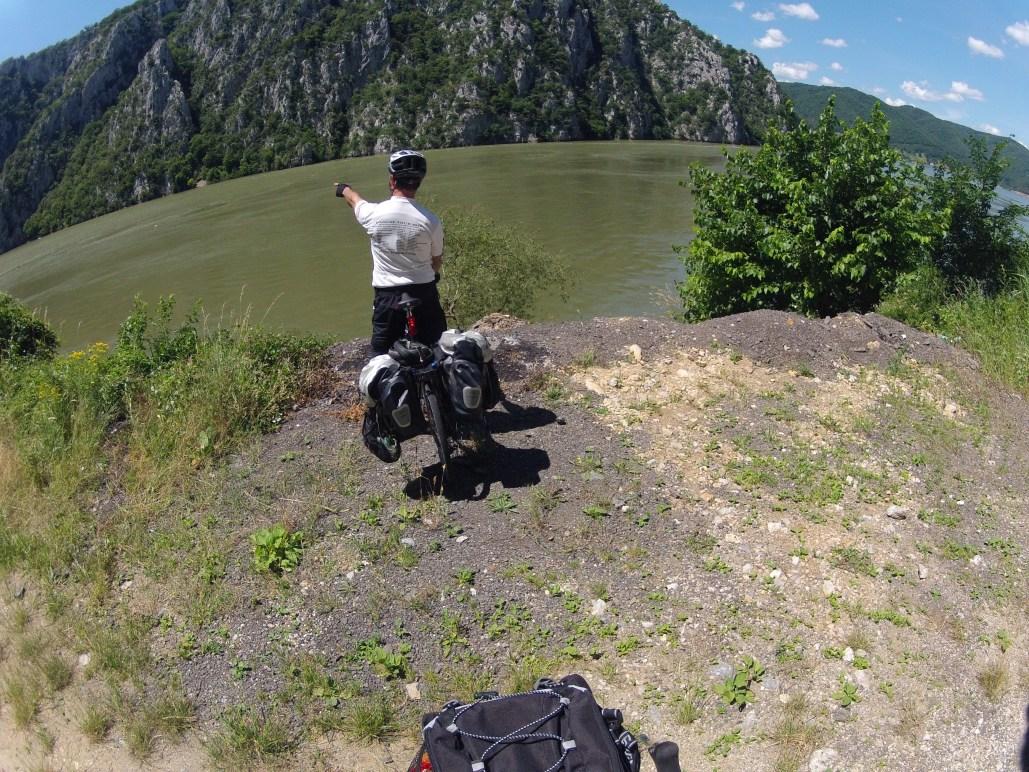 Day 22 – Donji Milanovic to Drobeta-Turnu Severin
