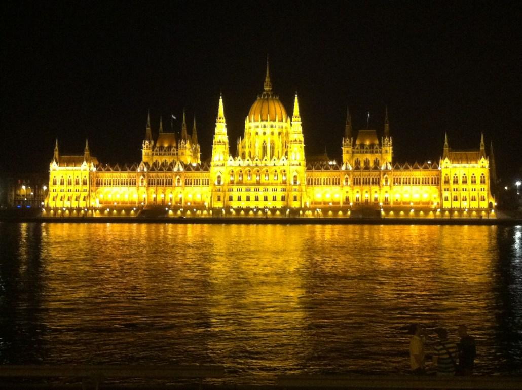 Day 13 – Budapest