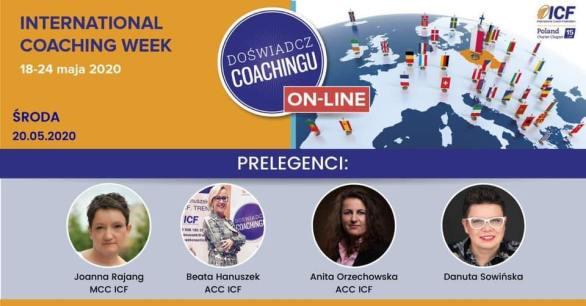 Międzynarodowy Tydzień Coachingu 2020
