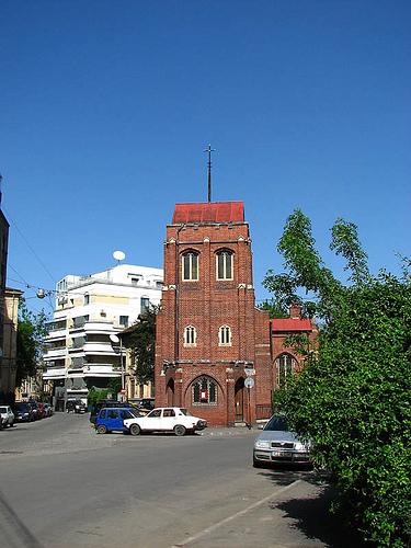 Anglican Church Bucharest1