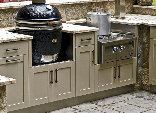 brown jordan outdoor kitchens best new kitchen gadgets appliance cabinetry | danver