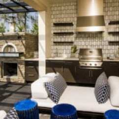 Danver Outdoor Kitchens Kitchen Islands Carts Bbq Redefine Home Entertaining A Modern Island