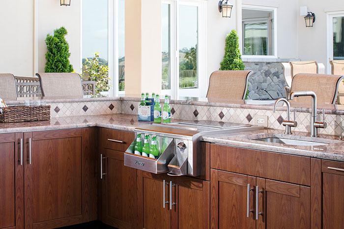 Bartender Station Cabinets  Danver