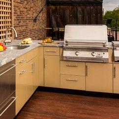 Brown Jordan Outdoor Kitchens Drop In Kitchen Sinks Drawer/door Grill Cabinets - Danver