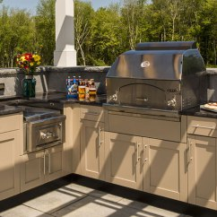 Danver Outdoor Kitchens Kitchen Aid Colors Pizza Oven Cabinets Transform Your Backyard Patio Into A Pizzeria With An Whether You Are In The Process Of Designing Or Looking To