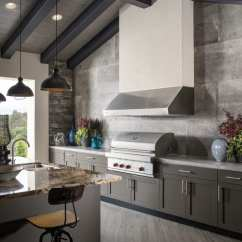 Danver Outdoor Kitchens Kitchen Cart With Wheels Best Countertop For 3 Tips In Rancho Santa Fe California Cabinetry By