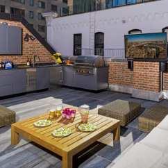 Brown Jordan Outdoor Kitchens 2 Tier Kitchen Island Layout Tips & Tricks | Danver