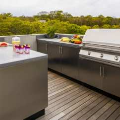 Danver Outdoor Kitchens Kitchen Sets On Sale Stainless Steel Grades Explained 304 Vs 316 With Cabinetry