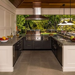 Danver Outdoor Kitchens Kitchen Island With Pull Out Table Designs Ideas Plans For Any Home Luxurious
