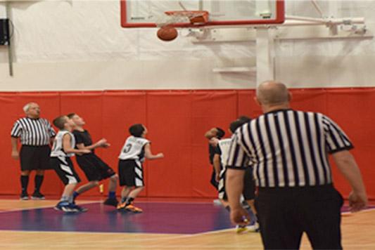 BOYS BASKETBALL - Danvers Indoor Sports