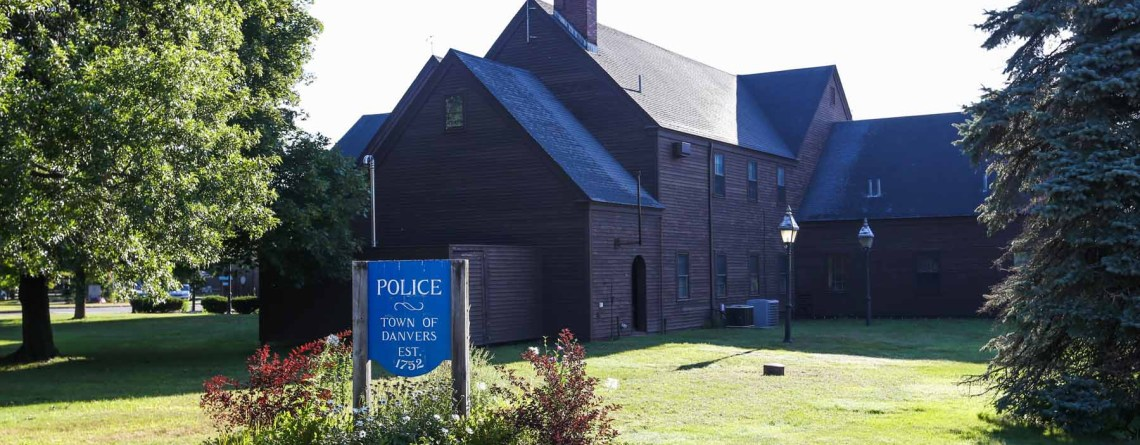 About the Danvers Police Department