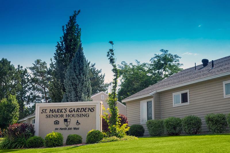 photo of st marks gardens property in kaysville utah