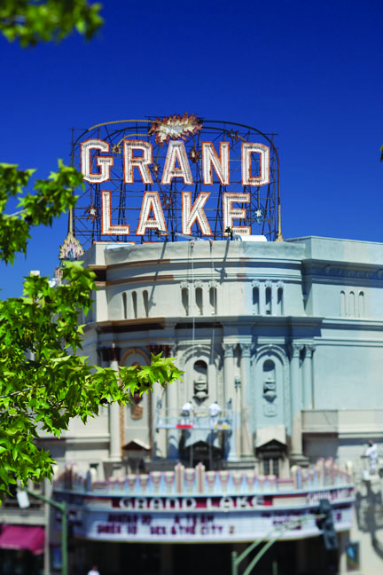 Grand Lake  Lakeshore