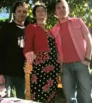 Dan Warner, Sarah Carroll, Marcel Borrack
