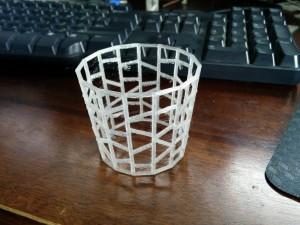 Weird Basket Thing