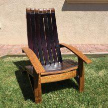 Adirondack Chair Dan' Wood