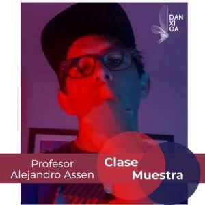 Clase Muestra Danxica Alejandro Assen