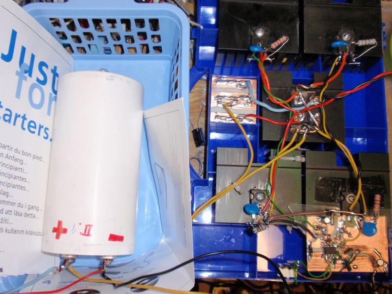 Isolation Transformer Circuit Diagram