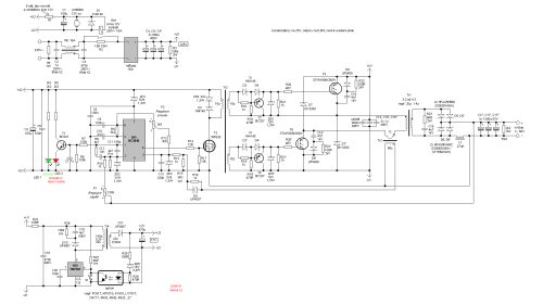 small resolution of the schamatic of my high power 3 60v 40a adjustable switching power supply smps