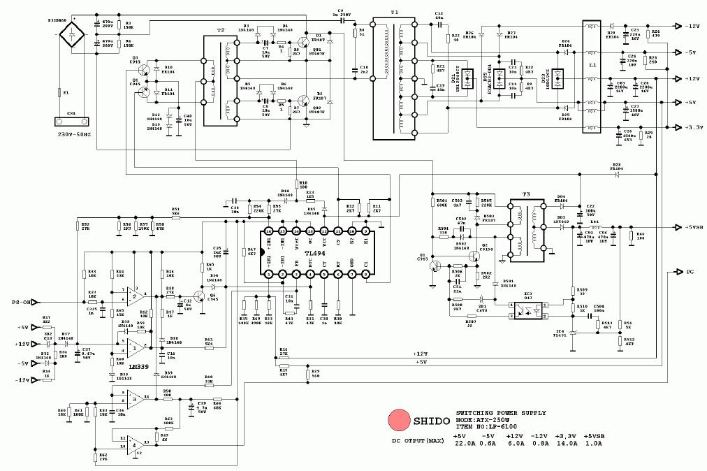 1000w Dell Power Supply Wiring Diagram Es Maksimalno Prihvatljivo Talasanje Napona Ripple