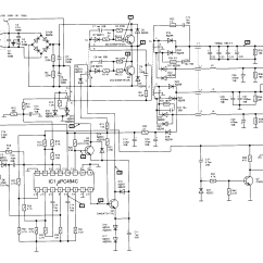 Pc Power Supply Wiring Diagram Paper Airplane Of Parts At And Atx Computer Supplies Schematics