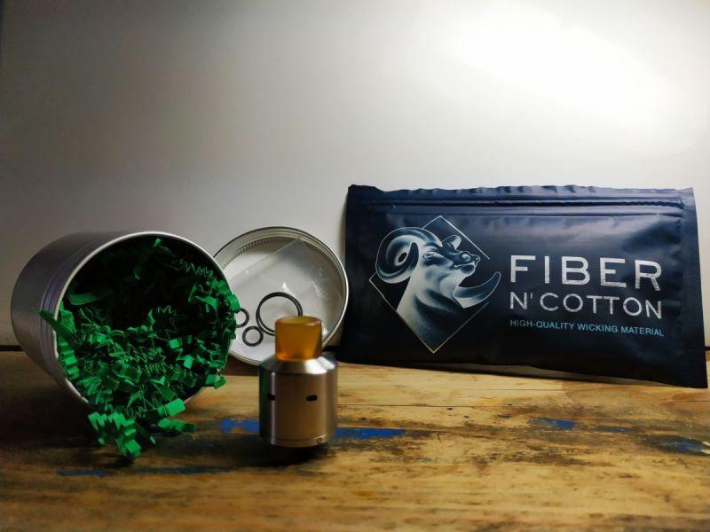Fibre ET coton.