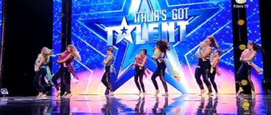 Danza in Fascia® a IGT_in onda TV