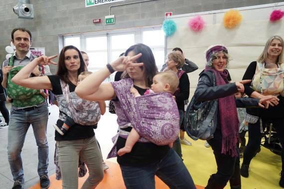 Danza in Fascia®_Salone del babywearing e del bambino 2019 (4)