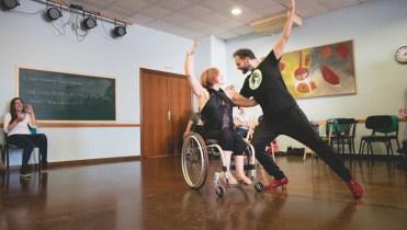Taller de flamenco inclusivo | 2017 Escena Mobile