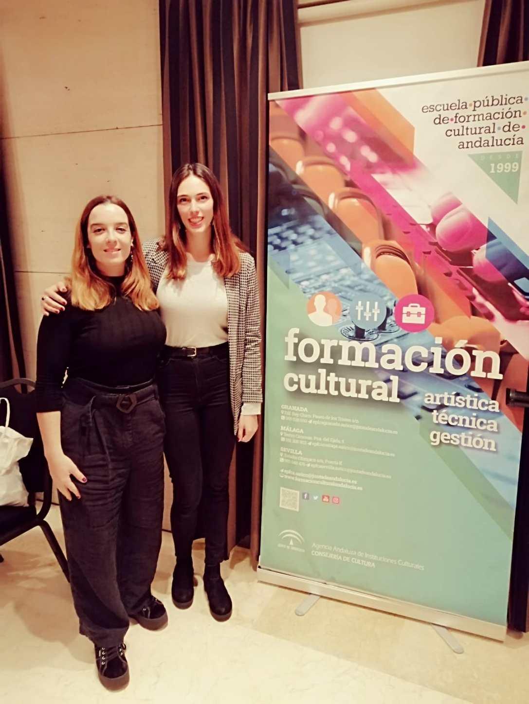 Danza Mobile presente en el simposio europeo Centre Stage celebrado en Málaga