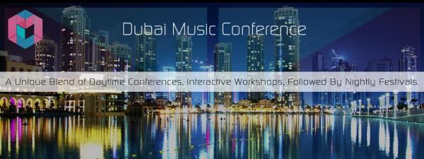 Imagen vía www.facebook.com/dubaimusicconference/