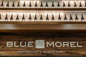 blue morel