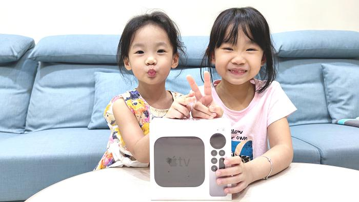 APPLE TV 4K開箱