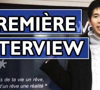 Première Interview Live