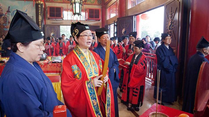 國家級非物質文化遺產 | 香港全真道堂科儀音樂電子資料庫
