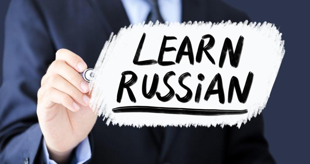 تعليم اللغة الروسية مترجمة بالعربية