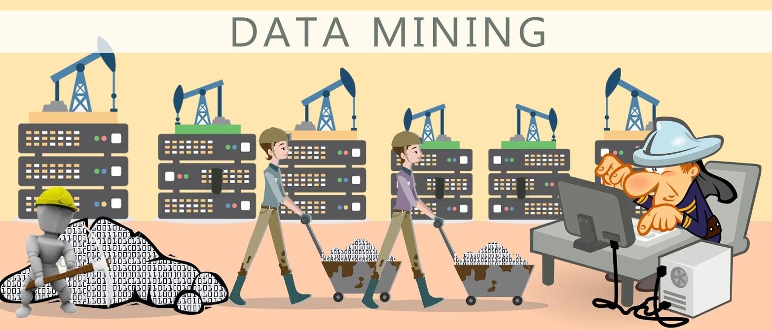 تطبيقات التنقيب عن البيانات