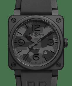 Bell & Ross Watch Black Camo Military Watch sold by Daoro Jewelry
