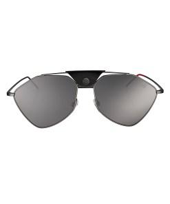 LETEC-LT-4B - Black Frame - Black Lenses + Black Leather