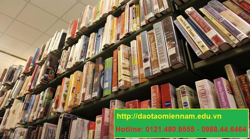 Trung cấp Thư viện Thiết bị trường học tại gò vấp