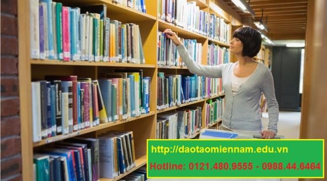 trung cấp thư viện tại tphcm