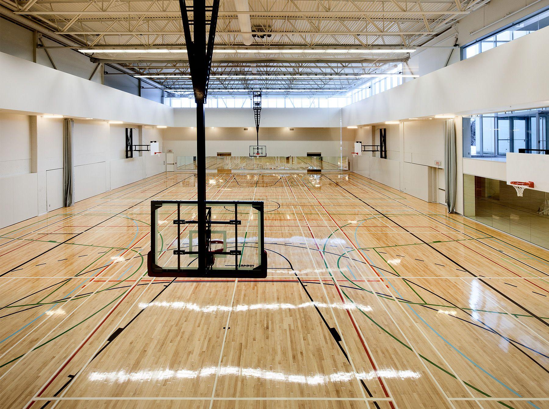 YMCA Cartierville  Daoust Lestage