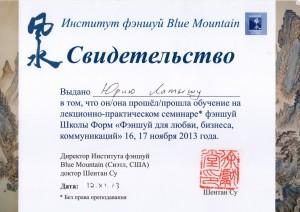 FS - сертификат005