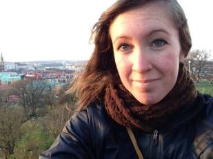 Sunset Selfie over Gothenburg